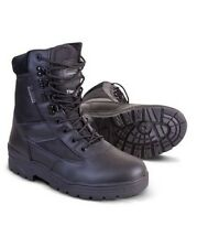 KOMBAT PATROL BOOTS HALF LEATHER THINSULATE ARMY MILITARY COMBAT SECURITY CADET