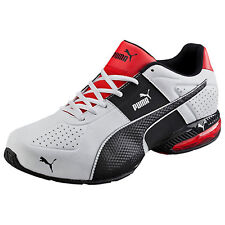 NEW** PUMA CELL SURIN 2 MEN'S TRAINING SHOES White Red Scarlet Black 188413-01