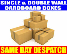 Postal Packing Cardboard Boxes *Multi Listing* Mailing Packaging Cartons