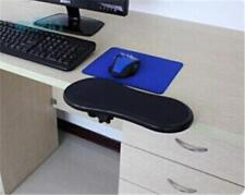 Home Office Computer Arm Support Rest Desk Armrest Ergonomic Mouse Pad Mats - SS
