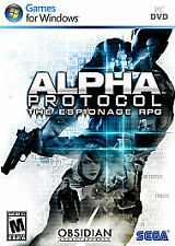 Alpha Protocol (PC, 2010) FOR PC Brand New... Fast Shipping