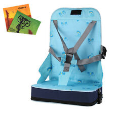 Go Anywhere Booster Travel Seat Baby Feeding Snap High Chair- to 3 Years old