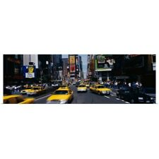 Poster Print Wall Art entitled Times Square New York NY