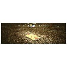 Poster Print Wall Art entitled Chicago Bulls United Center Chicago IL