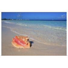 Poster Print Wall Art entitled Turks and Caicos Club, Providenciales, Turks and