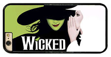Wicked The Musical Artwork Witch Hard Phone Cover Case Glinda Story Wizard Oz