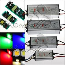 10W 20W 30W 50W Waterproof  High Power  LED Driver Supply Adapter + LED Chip