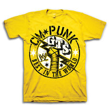 WWE CM PUNK BEST IN THE WORLD YOUTH T SHIRT