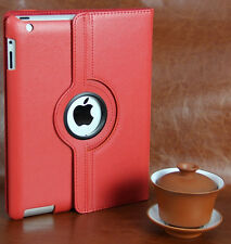 Apple iPad MINI NEW 360 Rotating Magnetic PU Leather Case Smart Cover Stand