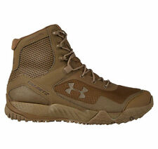 """Under Armour Men's UA Valsetz 7"""" RTS Tactical Boots - training Coyote Brown"""