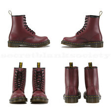 Dr. Martens - 1460 W | 11821600 - New - Womens Boots | Cherry Red / Smooth