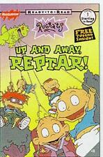"""RUGRATS"": UP AND AWAY, REPTAR! (READY-TO-READ), unknown, Used; Good Book"