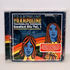 Factory Sealed Trampoline Records Greatest Hits, Vol. 1 by Various Artists CD!