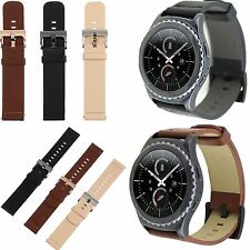 Newest Genuine Leather Wrist Watchband strap for MOTO 360 2nd Smart Watch