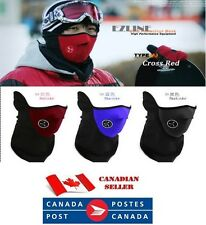 Neoprene Winter Bike Motorcycle Ski Neck Warm Full Face Mask Bicycle Cycle