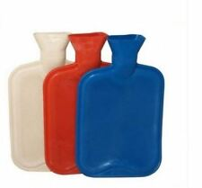 NEW 500ml LARGE HOT WATER BOTTLE HIGH QUALITY NATURAL RUBBER WARMER 500ml BOTTLE