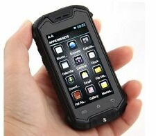 """Z18 2.5"""" Smallest Android Smart cellphone Dual SIM GSM Bluetooth WIFI bar phone"""
