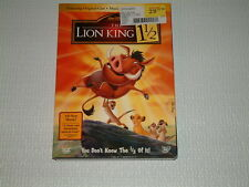The Lion King 1 1/2 (DVD, 2004, 2-Disc Set) Limited Edition - NEW SEALED
