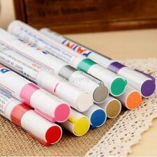 Hot Waterproof Permanent Paint Marker Pen Car Tyre Tire Tread Rubber Metal D75