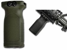 Tactical Front Hand Grip Foregrip Hand Guard 20MM Element 90MM Black Green