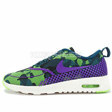 WMNS Nike Air Max Thea JCRD PRM [807385-300] NSW Casual Teal/Purple-Green