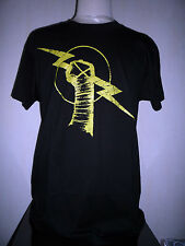 T-SHIRT ULTRA RARE CATCH WWE CM PUNK AFTERSHOCK XL HOMME/MEN NEW