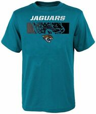 Jacksonville Jaguars NFL Mens Short Yardage Shirt Turquoise Big & Tall Sizes