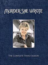 Murder She Wrote - The Complete Third Season (DVD, 2006) BRAND NEW SEALED