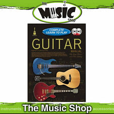 Progressive Complete Learn To Play Guitar Manual - 248 Page Book & 2 CD's