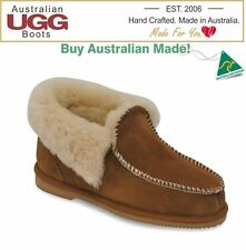 UGG Moccasins - Sheepskin Slippers, 100% Australian Made, Genuine Sheepskin.