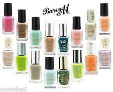 Barry M Cosmetics - Nail Paint / Polish / Varnish 10ml - SELECT THE COLOUR SHADE
