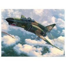 Poster Print Wall Art entitled F4E Mig Killer