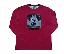 T Shirt Million X Boys Longsleeved Shirt red Size 128 140