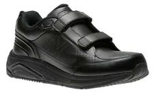 New Balance MW928VK Mens Black Leather Walking Shoes Extra Wide 6E