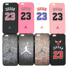 AJ Air Michael Jordan 23 Chicago Bulls Hard Case for iphone SE 5 5S 6 6S Plus