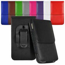 Vertical Belt Large Tab Pouch Case For ZTE Kis 3 Max