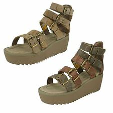 Ladies Caterpillar Sandals The Style - Penny