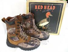 RedHead Expedition Ultra BONE-DRY Insulated Waterproof Hunting Boots SZ 9