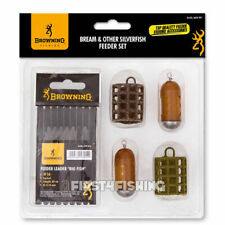 Browning Bream & Other Silver Fish Feeder & Leader Kits - Coarse Match Fishing