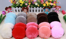Women Cute Faux Fur Winter Ear Warmer Earmuffs Ear Muffs Earlap Headband Fashion