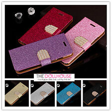 Samsung Galaxy s3 Case - Wallet Flip Luxury Glitter Bling for GT-i9300