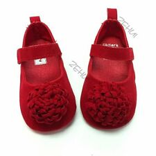 Sweet Chic Kid Soft Floral Shoes Toddlers Baby Girls Anti-slip Soft Sole Shoes