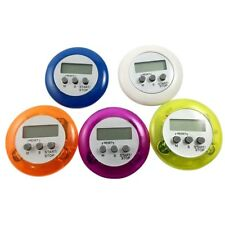 Mini LCD Timer Digital Magnetic Racing Kitchen Countdown Alarm Clock Stop Watch