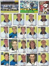 Merlin Football Stickers 1996 Bolton Wanderers FC x 22