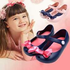 Fashion Walker Toddler Baby Girl Children Bow Mary Jane Flat Sandal