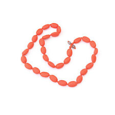 NEW Austinmer long resin bead necklace (various colours) Women's by Six and Co