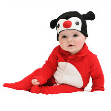 NEW Lil' ladybird baby & toddler costume with hat Girl's by Lil' Creatures