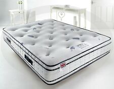 single, small double, double, king size, Silver care tufted memory foam mattress