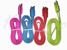 iPhone 5, iPhone 5S, iPhone 6, iPhone 6S Colorful USB Cable Chargers