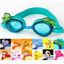 Baby Kids Swimming Mask Diving Equipment Anti Fog Goggles Snorkel Glasses Set